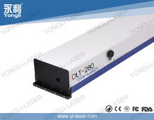 Yongli CE 260W co2 laser tube 1800mm co2 260W lazer kit for laser cutting machine
