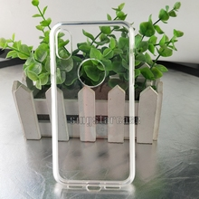 simple clear transparent tpu phone cover for iphone 10 case clear,2mm thickness clear tpu for iphone x armor tpu case