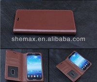 FLIP LEATHER CASE FOR SAMSUNG GALAXY CORE PLUS G3500
