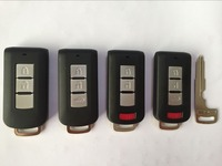 factory direct new car key for Mitsubishi smart key shell