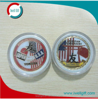 soft enamel sports challenge coins