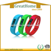 Various Colors Cheap Silicone LED Digital Wristband Watch