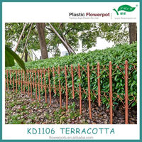 KD1106 vegetable garden fence