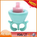 RENJIA wearable holder for essential oil bottle glass Soft Ring silicone Essential oil bottle holder