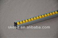 Placon Conveyor Aluminum Track Roller Track for Flow Roller Track