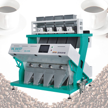 Optical Coffee Beans Color Sorter Remove Unqualified Beans/Cocoa Color Sorter Machine