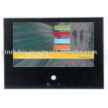 "7"" LCD Advertising Displayer TAD-073"