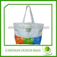 ECO Fashion new york cotton canvas bag