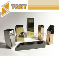 Popular Products 304 Polished Stainless Steel Rectangular Pipe