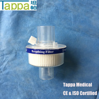 5ml Medical Supplies Consumables Small Breathing System Filter for Baby Infant Use
