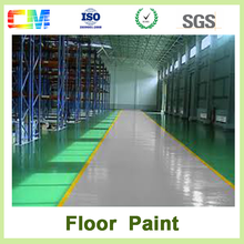 New design chemicals epoxy resin factoty decoration for floor paint