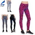 Womens Printed Yoga Pants Compression Tights