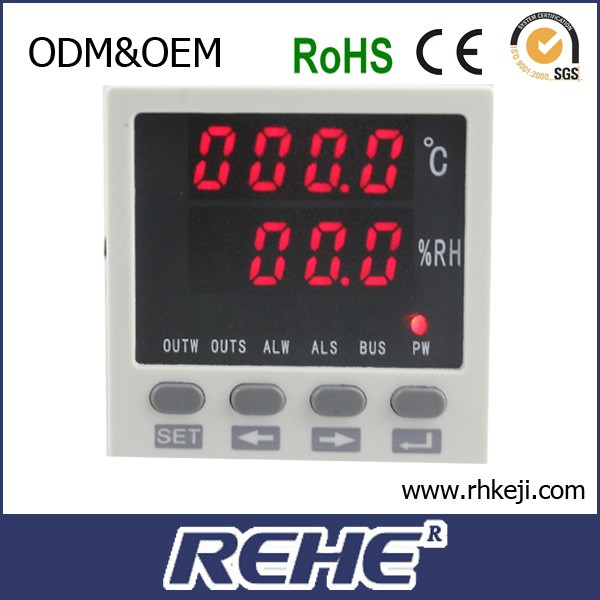 Digital Programmable Thermal Thermostat Temperature and humiditity Control With LED Display