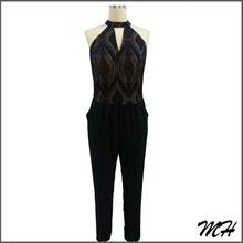 Custom Designs Hot Selling Sexy Jumpsuit