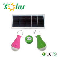China Supplier Solar Power Home Lighting