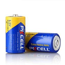 China manufacturer supply 1.5 volt dry cell c size um2 r14p batteries 1.5v c um-2 cr14 r14 r14c carbon zinc battery
