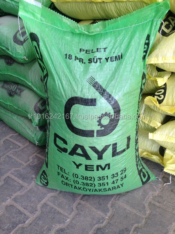 ANIMAL FEEDS IN TURKEY