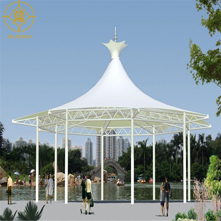 2018 Ruibo Landscape Tents with PVC cover