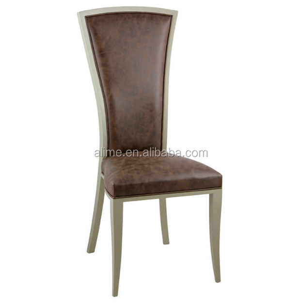 Alime high back restaurant chair/ dinning chair/hotel chair ADC132