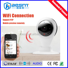CE ROHS Besnt h.264 clever dog p2p cctv household wireless wifi onvif ip camera BS-IP07
