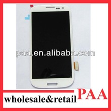 white lcd with digitizer For Samsung Galaxy S i9100 lcd