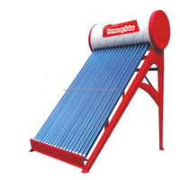 (Low Price) Homemade Solar Water Heater Vacuum System