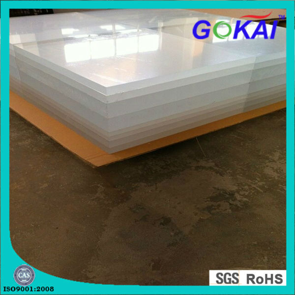 2014 New product High Quality optical grade acrylate sheet