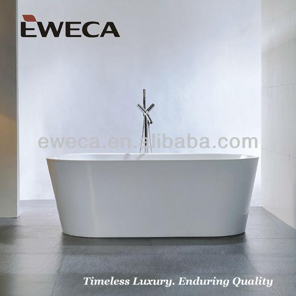Petite baignoire sur pieds pas cher baignoire bains for Baignoire petite largeur