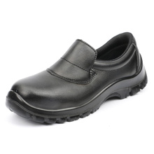 Hot selling CE certificate anti-slip kitchen safety work shoes