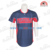 Factory Price Polyester Custom Baseball Jersey Exporter