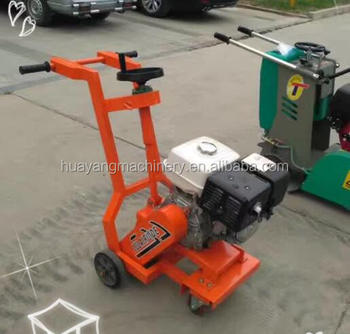 road crack slotting machine surface crack slitting machine pavement grooving machine