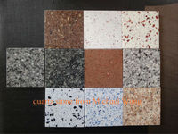 stain resistant artificial quartz surface big slabs engineered stone advertising for exclusive agency