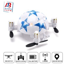 Newest 2.4Ghz ball type mini pocket foldable rc drone for sale