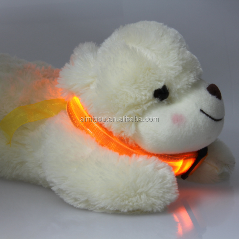 2017 new listing pet accessories dogs,Led Collar for dogs, USB Rechargeable Led Dog Collar