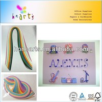 quilling paper esay craft works for children