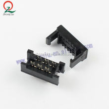 Male female IDC ribbon cable connector 2.54mm Header connector