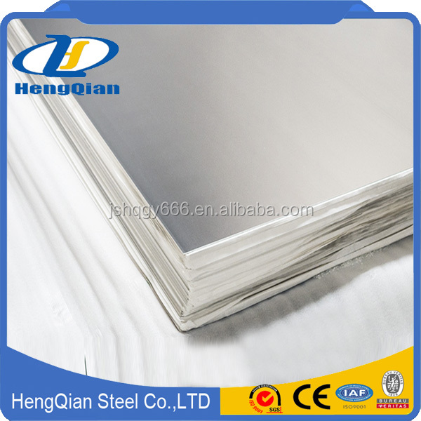 Factory supply titanium coated mirror polishing stainless steel sheet