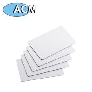 Low cost 125khz T5577 blank PVC rfid print access control card