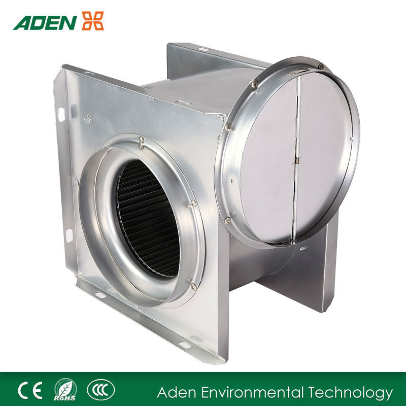 CE vertical type mini ventilation centrifugal inline duct bathroom exhaust fan