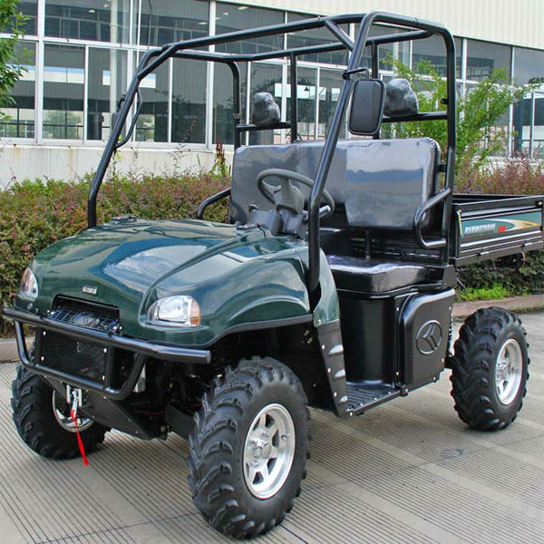 mammoth 800cc 4WD all terrain utility vehicle