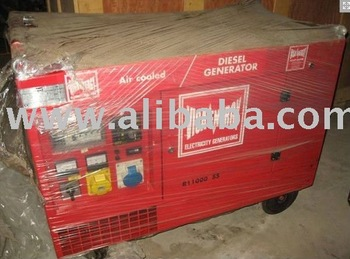 SPECIAL OFFER!! PORTABLE DIESEL GENERATOR -10KVA