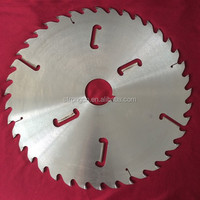 TCT multiripping saw blade for wood/log/timber