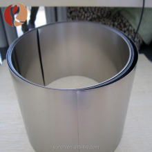 supply grade 5/gr5 titanium foil 0.1mm