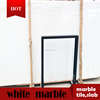 24x24 white crystal marble tile