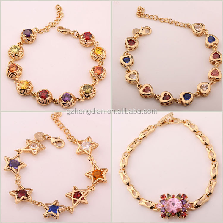 Cheap wholesale china fake gold plated crystal cz stud earrings ...