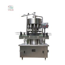 automatic carbonated soft/soda drink filling machine