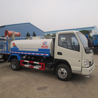 DONGFENG 100HP dust suppression water sprayer truck
