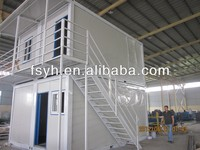 bunk house container home flat packed container houses for sale