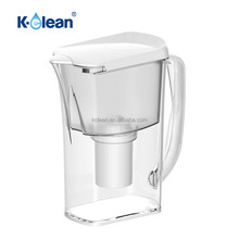 3.2L BPA free alkaline water filter jug with negative ORP