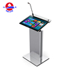 Audio Conference Room Equipment Clear Lecture Speech Podium